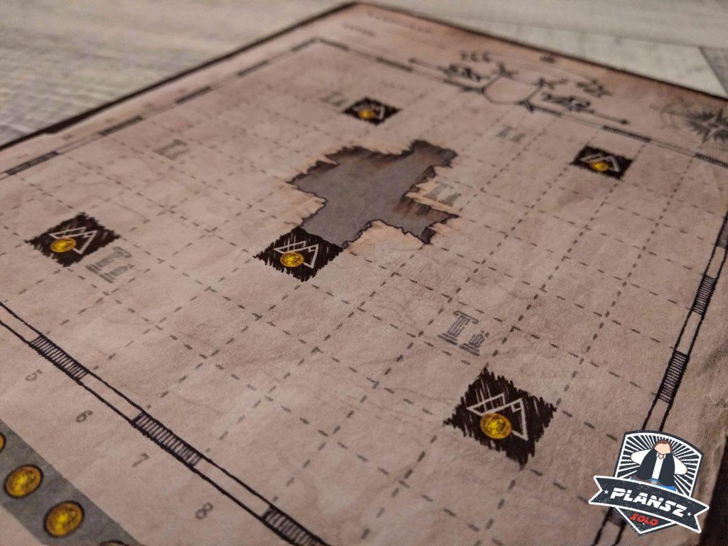 Kartografowie plansza