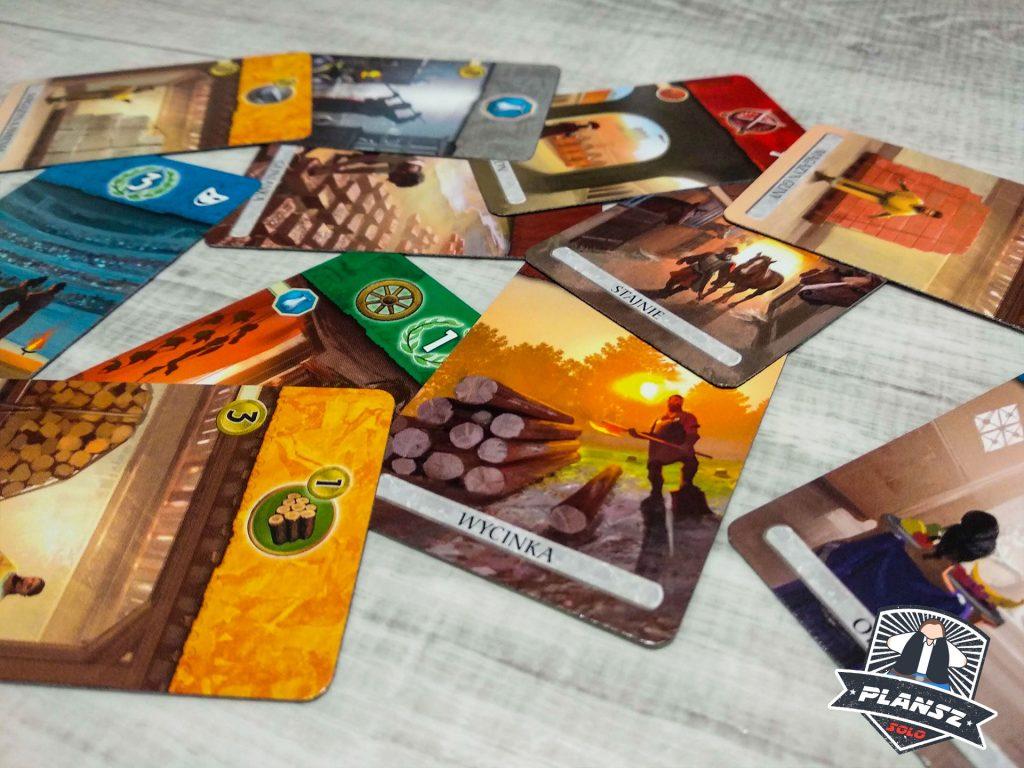 7 cudów świata pojedynek karty