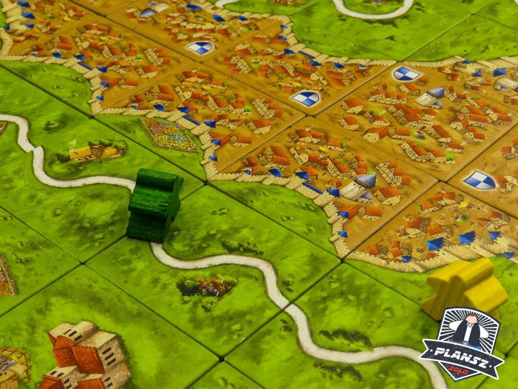 Carcassonne solo