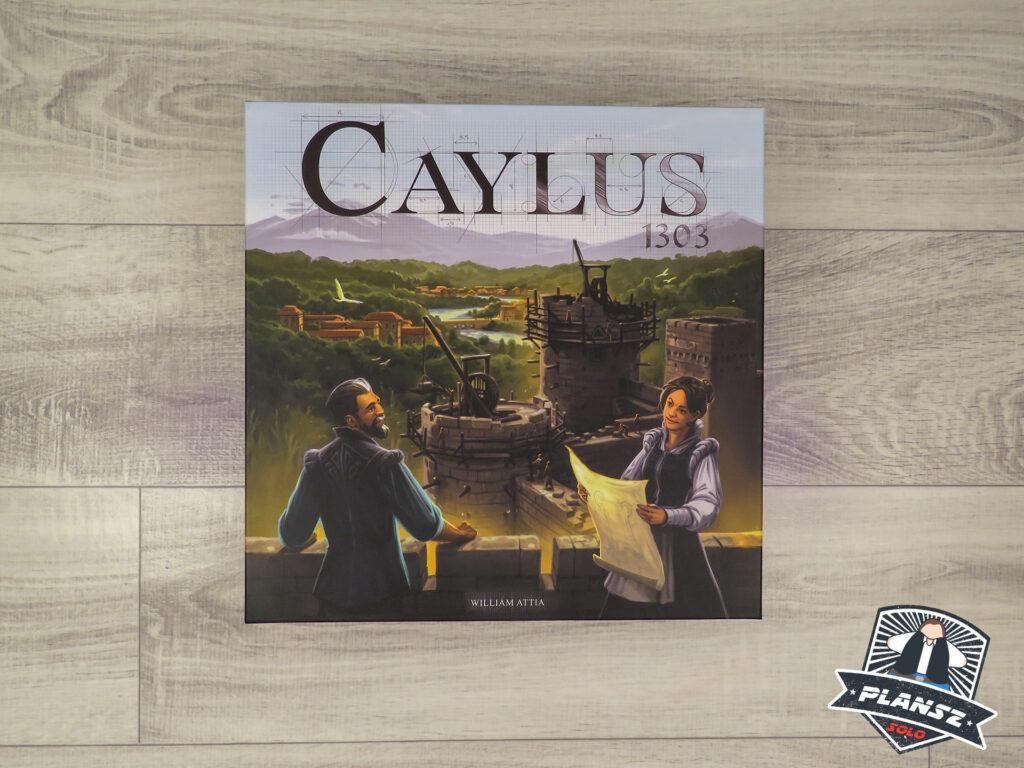 Caylus 1303 okładka
