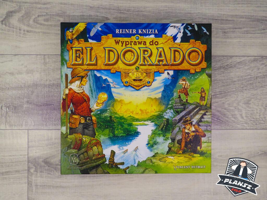 Wyprawa do El Dorado okładka