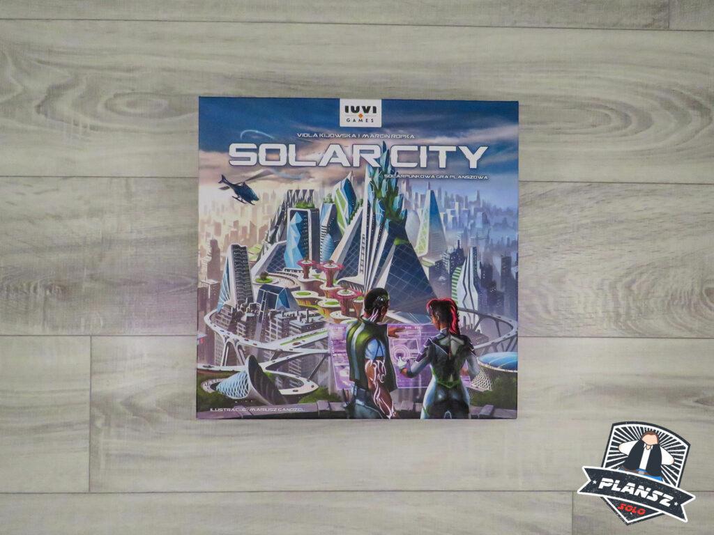 Solar City okładka
